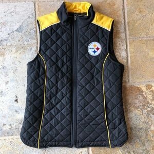 Pittsburgh Steelers Womens Football Vest